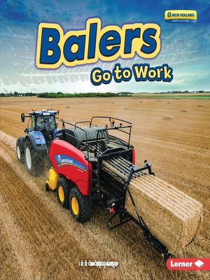 cover image of Balers Go to Work