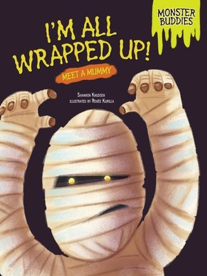 cover image of I'm All Wrapped Up!