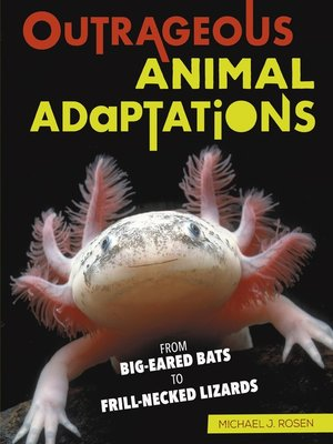 cover image of Outrageous Animal Adaptations
