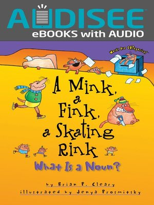 cover image of A Mink, a Fink, a Skating Rink