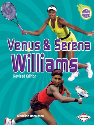 cover image of Venus & Serena Williams
