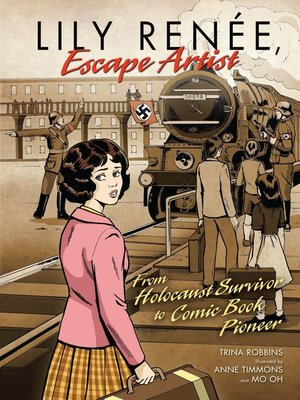 cover image of Lily Renée, Escape Artist