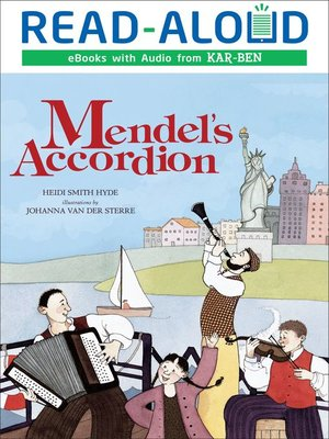 cover image of Mendel's Accordion
