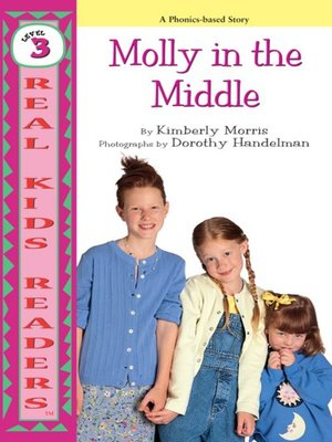 cover image of Molly in the Middle