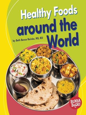 cover image of Healthy Foods around the World