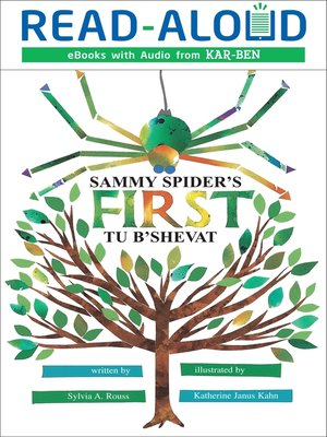 cover image of Sammy Spider's First Tu B'Shevat