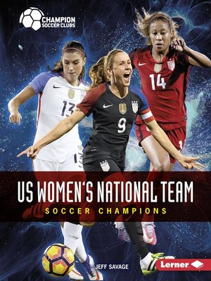 cover image of US Women's National Team