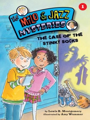 cover image of The Case of the Stinky Socks