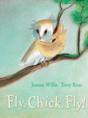 cover image of Fly, Chick, Fly!