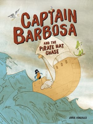 cover image of Captain Barbosa and the Pirate Hat Chase