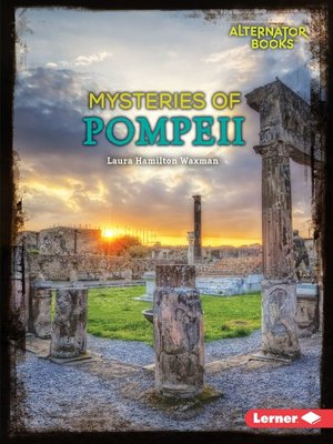 cover image of Mysteries of Pompeii