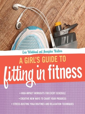 cover image of A Girl's Guide to Fitting in Fitness