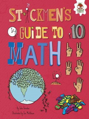 cover image of Stickmen's Guide to Math