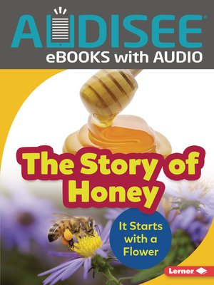 cover image of The Story of Honey