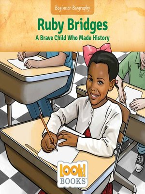 cover image of Ruby Bridges