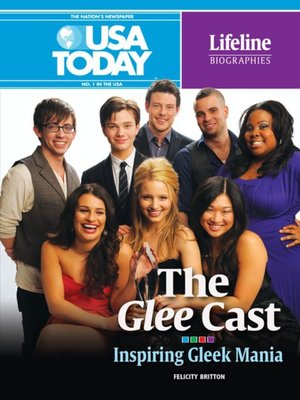 cover image of The Glee Cast