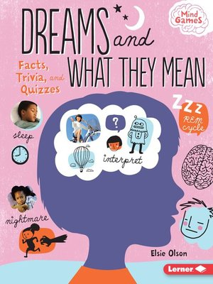 cover image of Dreams and What They Mean