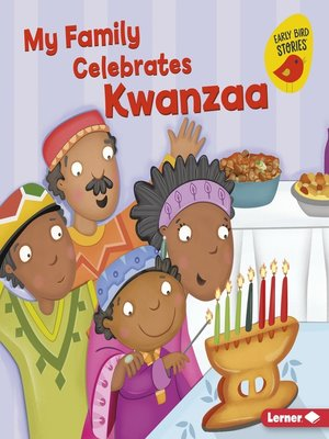 cover image of My Family Celebrates Kwanzaa