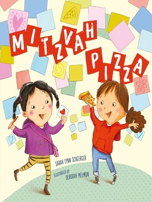 cover image of Mitzvah Pizza