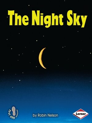 cover image of The Night Sky