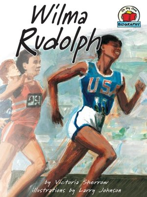 cover image of Wilma Rudolph
