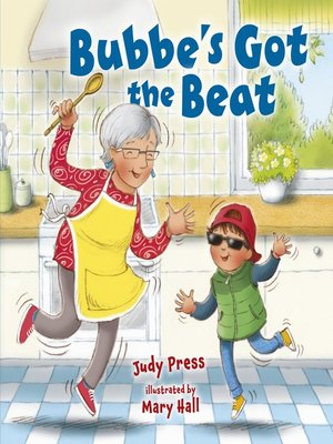 cover image of Bubbe's Got the Beat