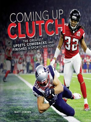 cover image of Coming Up Clutch