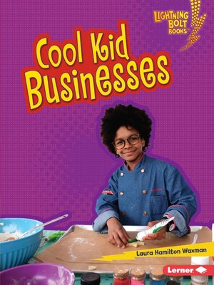 cover image of Cool Kid Businesses