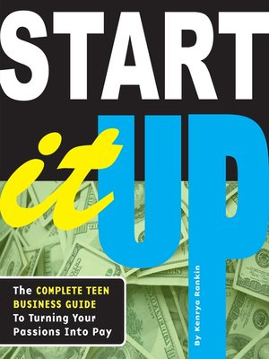 cover image of Start It Up