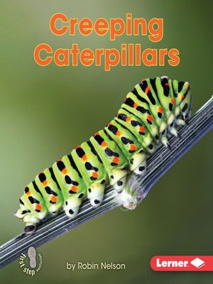 cover image of Creeping Caterpillars