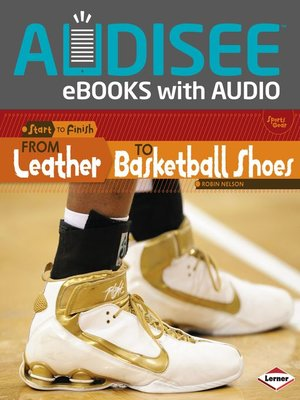 cover image of From Leather to Basketball Shoes