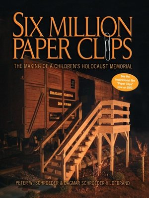 cover image of Six Million Paper Clips