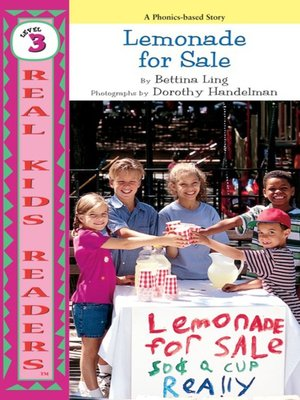 cover image of Lemonade for Sale