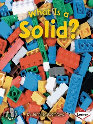 cover image of What is a Solid?