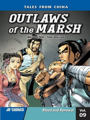 cover image of Outlaws of the Marsh, Volume 9