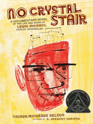 cover image of No Crystal Stair