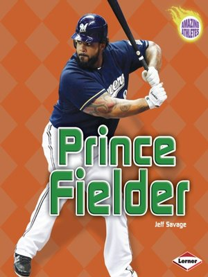cover image of Prince Fielder