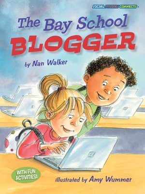 cover image of The Bay School Blogger