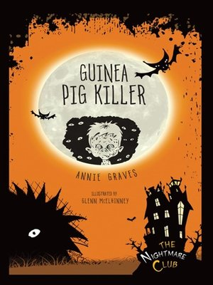 cover image of Guinea Pig Killer
