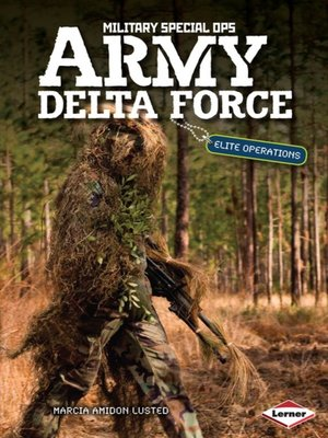 cover image of Army Delta Force