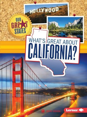 cover image of What's Great about California?
