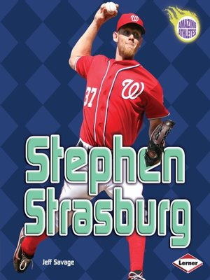cover image of Stephen Strasburg