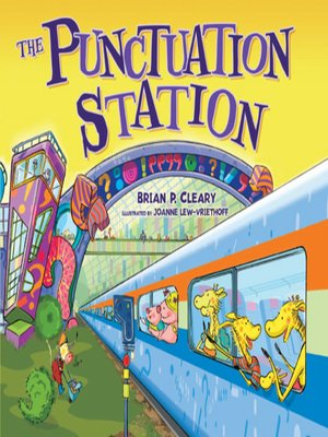 cover image of The Punctuation Station