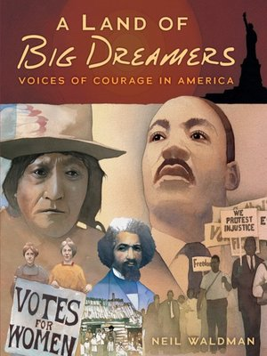cover image of A Land of Big Dreamers