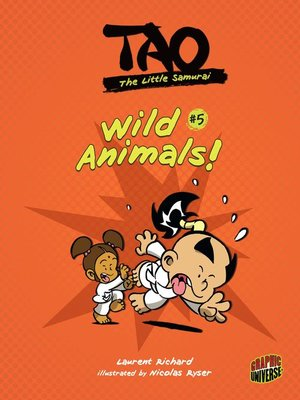 cover image of Wild Animals!