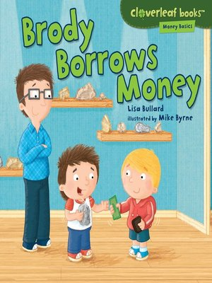 cover image of Brody Borrows Money