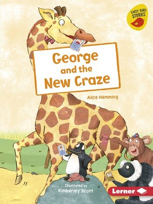 cover image of George and the New Craze