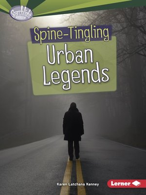 cover image of Spine-Tingling Urban Legends