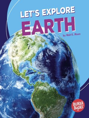 cover image of Let's Explore Earth