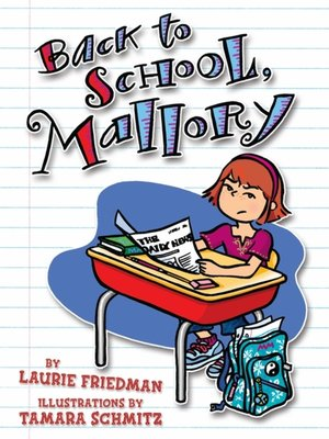 cover image of Back to School, Mallory